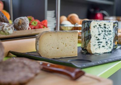 Fromages locaux